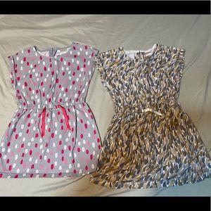 2 Gymboree Cotton Dresses